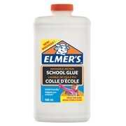 "Клей ПВА Elmers ""School Glue"", 946мл, для слаймов"