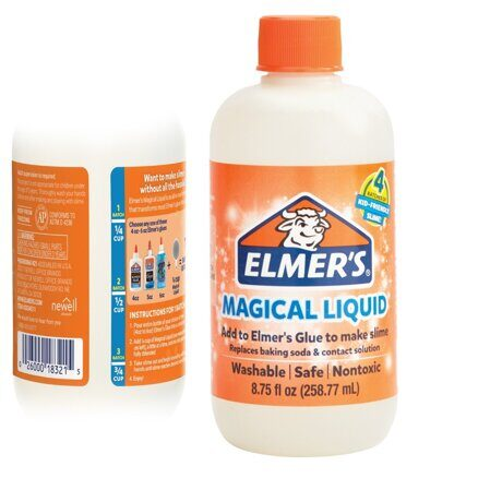 Активатор для слаймов Elmers Magic Liquid, 258мл